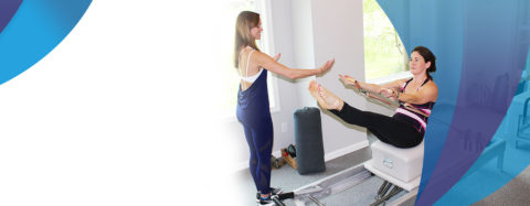 Sharing Pilates with Others is Laura's Passion