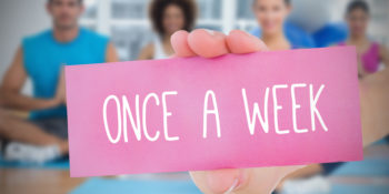 Benefits of Pilates at Least Once a Week